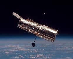 El telescopio Hubble es otro de los personajes de la cinta/ Photo Credits: NASA