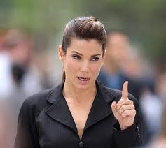 Sandra Bullock es la pareja de Clooney en la movie
