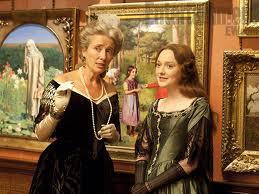 El filme narra los amores desgraciados entre el crítico y escritor John Ruskin y su esposa, mucho más joven que él