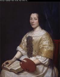 Entre las representadas se encuentra la pintora naturalista Maria van Oosterwijck