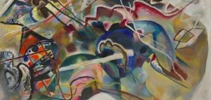 """El Solomon R. dedica monta una completa retrospectiva en torno al cuadro """"Painting With White Border"""""""