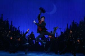 El New Amterdan Theatre representa hasta el 1 de julio de 2012 el músical de los hermanos Sherman/ Photo Credits: The New Amsterdam Theatre