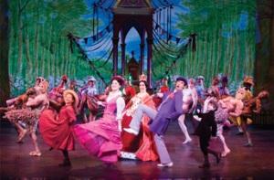 La dirección corre a cargo de Richard Eyre/ Photo Credits: The New Amsterdam Theatre
