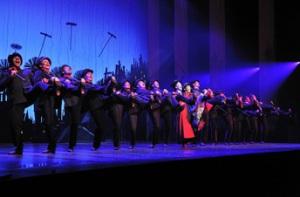 Este musical supone la primera colaboración entre el productor Cameron MacKintosh y Disney/ Photo Credits: The New Amsterdam Theatre