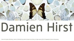 La exhibición tiene lugar en la Tate Modern, hasta el próximo 9 de septiembre/ Photo Credits: Damien Hirst