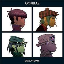 Gorillaz es el proyecto paralelo a Blur más importante de DA