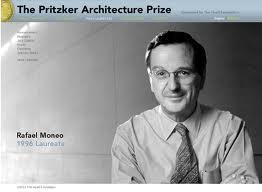 El arquitecto navarro es el ganador del prestigioso galardón en 2012