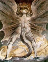 Las revelaciones espirituales fueron constantes en el trabajo de Blake