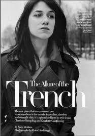 Pese a ser la musa de cineastas como Lars von Trier, la londinense nunca se ha identificado con el concepto de estrella