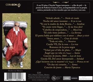 """""""La luna grande"""" es el título del último álbum de Vargas/ Photo Credits: Corason.com"""