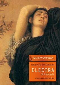 La actriz encabeza el reparto en la versión de Vicente Molina Foix sobre el texto de Eurípides