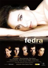 Fedra es otro de los papeles de fémina con tintes griegos que Belén interpretó en el teatro