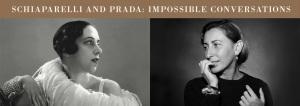 Schiaparelli y Prada mantienen una figurada charla en el museo neoyorquino/ Photo Credits: The Met