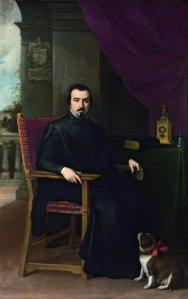 Retrato de don Justino de Neve. The National Gallery de Londres, Bought