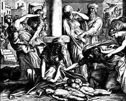 """""""Los santos inocentes"""", que abre sus actuaciones esta tarde, está basada en la matanza narrada en La Biblia"""