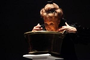 Gemma Cuervo es el rotro de esta Celestina de 2012/ Photo Credits: Teatro Fernán Gómez