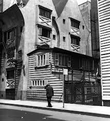 Inspirada en Lisette Model, Cunningham realizó algunas obras de temática arquitectónica/ Photo Credits: The Imogen Cunningham Trust