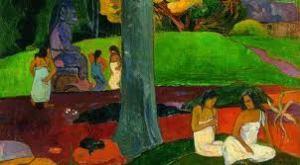 Gaugin renovó el arte desde su estancia en Tahití