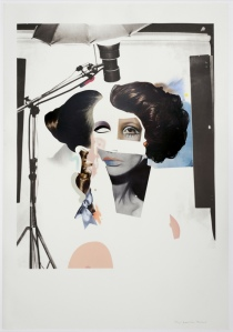 "Richard Hamilton, ""Fashion Plate"", 1969-70/ Photo Credits: Richard Hamilton"