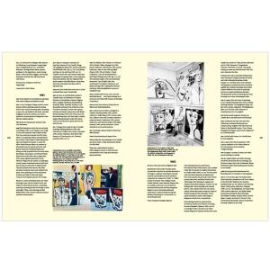 Lichtenstein comenzó a interesarse por la técnica del cómic desde finales de los cincuenta/ Photo Credits: Tate Modern