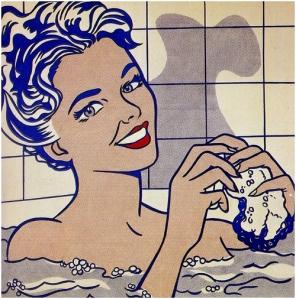 Las mujeres de RL están rebosantes de sensualidad publicitaria/ Photo Credits: Roy Lichtenstein