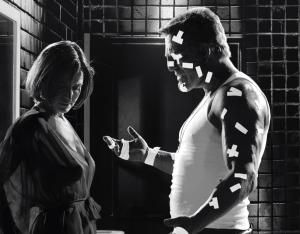 En esta segunda entrega regresa Mickey Rourke, como el boxeador Marv