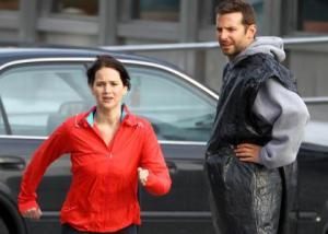 """Jennifer Lawrence y Bradley Cooper han alcanzado el éxito en 2012 por su trabajo en """"El lado bueno de las cosas"""""""