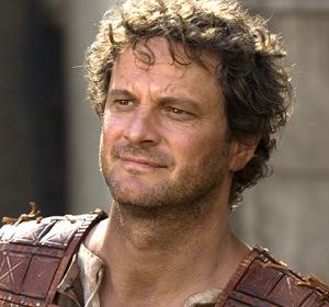 Colin Firth se encargaría de la parte del protagonista del filme: Max Perkins