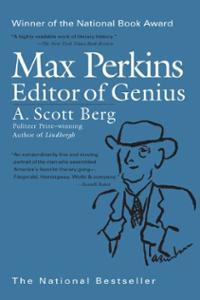 """El guion de """"Genius"""" se basa en la homónima novela de Andrew Scott Berg"""