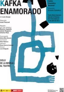 """El centro escénico de la Villa y Corte acoge las representaciones de """"Kafka enamorado"""""""