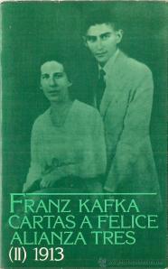 """El intervalo del noviazgo entre Bauer y Kafka dio como resultado el libro """"Cartas a Felice"""""""