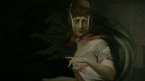 Las imágenes sobre ánimas y espectros comenzaron a ser habituales entre los pintores y escultores a partir del siglo XVIII