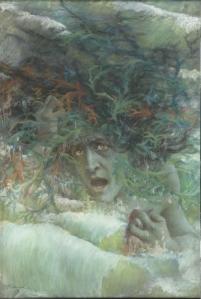 En muchas de las imágenes existen referencias a la mitología clásica