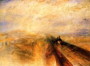 """El director de """"Happy"""" graba un filme sobre la vida, a caballo entre los siglos XVIII y XIX, del autor de """"Lluvia, vapor y velocidad"""""""