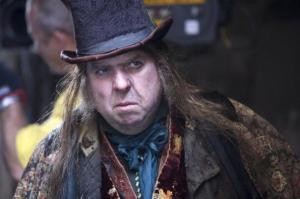 Timothy Spall es el actor elegido para encarnar a Turner en su etapa adulta