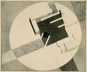 """El museo ruso dedica una muestra a Lissitzky y al matrimonio Kabakov bajo el título de """"Utopía y Realidad""""/ Photo Credits: State Hermitage Museum"""