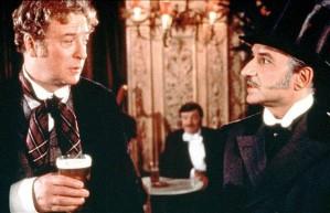 En el reparto también están Michael Caine (izquierda) y Ben Kingsley (derecha)