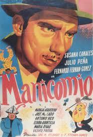 """Fernando Fernán Gómez y Luis Delgado dirigieron una adaptación del mismo texto (""""Manicomio"""", 1952)"""