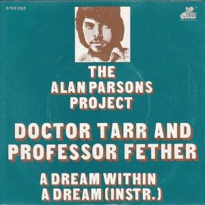 """Alan Parsons Project dedicaron un tema al relato en el disco """"Tales Of Mystery and Imagination"""""""