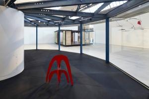 Calder sacaba su inspiración de las imágenes del universo/ Photo Credits: Thomas Lannes y Gagosian Gallery