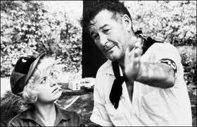Berverly fue el único testigo en la muerte de Errol Flynn