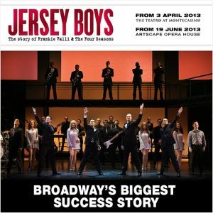 """""""Jersey Boys"""" llega a las manos de Eastwood y John Logan después de cosechar numerosos premios"""