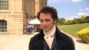 """El galés Matthew Rhys es el protagonista de """"La muerte llega a Pemberly""""/ Photo Credits: BBC"""
